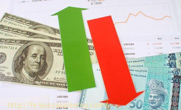 FX,金利変動リスク