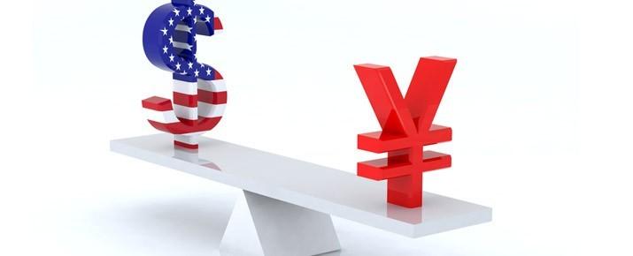 ドル円 為替の動き 円高ドル安